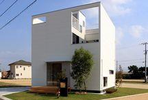 外観 / 香川県でソラマドの家を建てています、センコー産業です。 香川県内で手掛けた「ソラマドの家」の写真(施工例)を掲載しています。 実際に「ソラマドの家」を見たい方。香川県綾歌郡宇多津町にモデルハウスもございます。ぜひ遊びに来てください♬