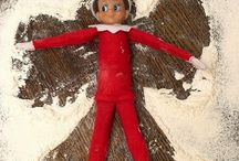 elf on the shelf ideas / by Ashley Wesley