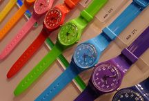 Swatch Watches / by Joanna Silberman