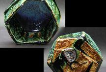 Ceramics - Oribe etc
