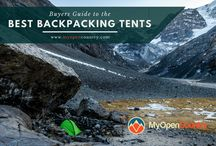 Cool Camping Gear / A selection of the most awesome camping & backpacking gear around.