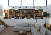 Bookcases - inspiration