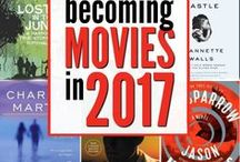 Books to Movies / Here you will find books that are currently or have already been made into movies.  Place your holds for these popular titles by clicking on the pin.