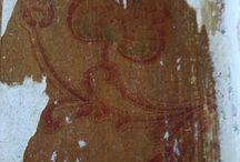 Old wallpaper
