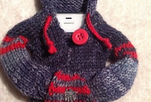 Crochet and Knitted Phone Accesories