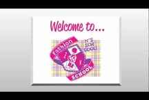 Fashion School / Want to learn more? Check out all of our fun Fashion School Videos on Youtube at www.youtube.com/fashionplaytes / by FPgirl