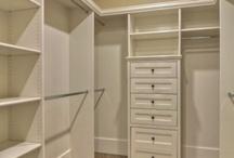 Walk-inn closet/dressing room.