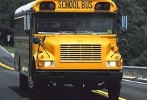 School Buses / I drive a school bus...so I LOVE school buses :) / by Lisa Ivory