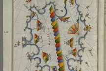 Manuscript: Maps