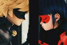 Miraculous Ladybug x Chat noir