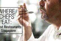 Singapore foodies