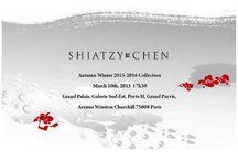 SHIATZY CHEN 1516 AW Paris Fashion Show