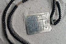 Touareg necklaces / Touareg necklaces