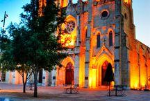 San Antonio, TX / by Julia De La O