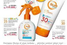 Produk Sunblock Sunscreen Terbaik / Produk produk sunblock dan sunscreen yang mengandung SPF tinggi, beberapa diantaranya mengandung ekstrak mulberry yang juga sangat bermanfaat sebagai whitening agent atau bahan pemutih wajah.. follow twitter kita di @FBtipscantik