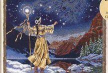 Cross Stitch - Native American