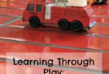 Trucks Lesson Planning 3 year old