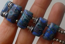 Bracciali / Bracciali realizzati interamente a mano in pasta polimerica e minuteria