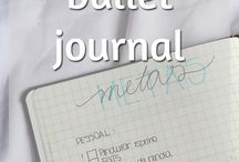 Bullet journal - ideas