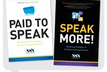 Resources for Speakers / Thinking of a career as a professional speaker? Here are some resources to help you get started.