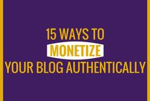 Business Tips for Mom Bloggers / Are you looking to make money from your blog? These pins will help mom bloggers create a flexible, profitable online businesses.