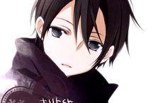 Sword Art Online -Kirigaya Kazuto