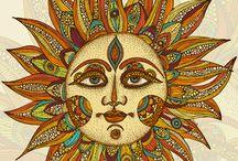 soleil lune
