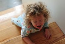 parenting dealing with toddler's tantrum