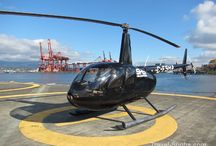 Vancouver 2014 - Helicopter Tour / We chartered a Sky Helicopters Vancouver City Tour in November 2014 - It was amazing!