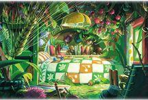Arrietty room inspiration