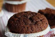 muffins al cioccolato