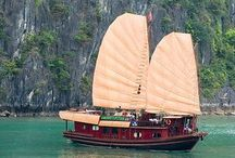 Ha Long Bay / The pristine beauty of one of the 7 wonders in the world:X