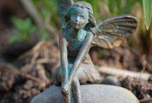 Fairies / by Fairy Gardening