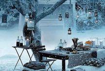 Tél,Karácsony