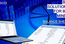 Balance Sheet / Balance Sheet is a summary of the financial balances of a proprietorship, a business partnership, a corporation or other business organizations... http://maxxerp.blogspot.in/2013/09/maxx-big-solutions-for-big-minds.html