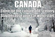 I Love Being Canadian !