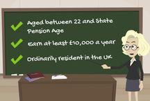 Pension Legislation