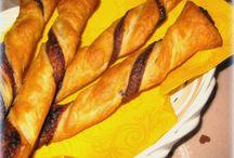 Pasta Sfoglia - Puff Pastry Recipe / Recipes from my food-blog: Pasta soglia ripiena di Marmellata, Cioccolato e chi più ne ha più ne metta
