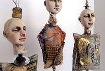 Mixed Media Sculpture / by Pam Ehrenreich