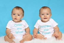 Twins / by Elisha Santucci Hutcheson