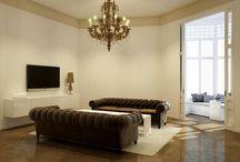 Interiorisme per sala d' habitatge a Manresa / Interiorisme per sala d' habitatge a Manresa / Interiorsmo para sala de vivienda en Manresa