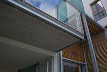 Balustrady balkony
