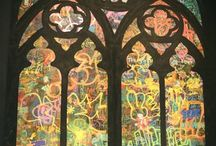 Stained / glass that is....an art in itself