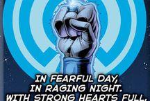 Comics sci fi quotes