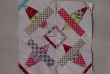 Paper Piecing / For Quilting