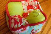 Sewing and quilting / Sewing and quilting for non-clothes and non-bags
