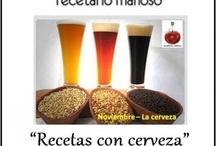 Recetarios / by Cocina y Aficiones Concha Bernad