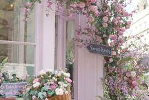 Красота❤❤❤ / Красивые нежно-розовые места с разных стран❤.