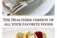 The Healthier Version of All Your Favorite Foods