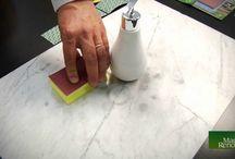 Pulir mármol